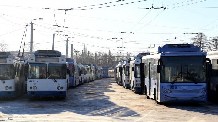 Власти сообщили, изменится ли цена проезда на трамваях и троллейбусах в Уфе