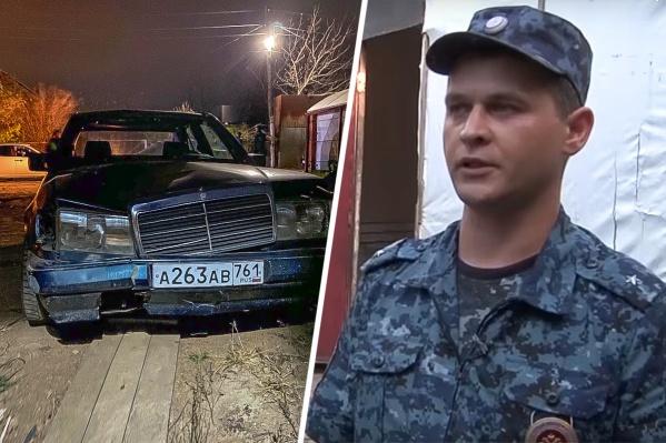 По словам самогоЛобанова, он хотел отвезти пострадавшего в больницу, но было уже поздно