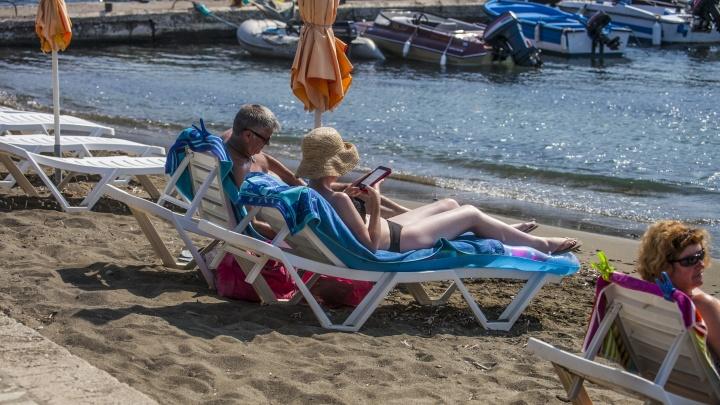 Из Новосибирска вылетел первый прямой рейс в Турцию — греться на солнышке отправились 174 человека