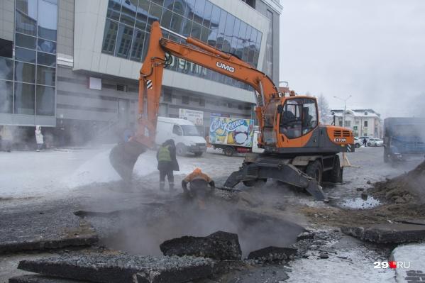 Сетями «Водоканала» незаконно воспользовалась строительная фирма, которая стала банкротом
