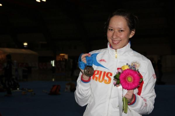 В 2013 году челябинка Ольга Иванова благодаря победе на чемпионате мира вошла в российскую историю тхэквондо