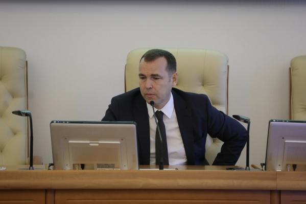 Вадим Шумков еще раз призвал жителей не паниковать