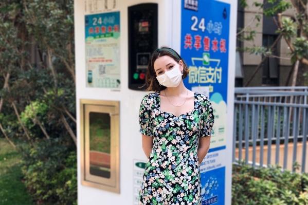 В Китаезаконом запрещено выходить на улицу без маски