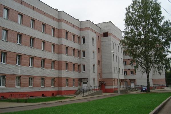 Все дети, заболевшие коронавирусом в Ярославской области, лечатся в областной инфекционке