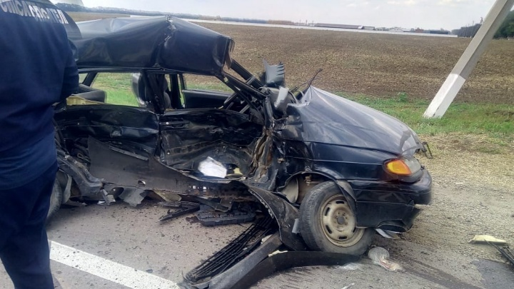 Волгоградец погиб в жутком ДТП в Краснодарском крае