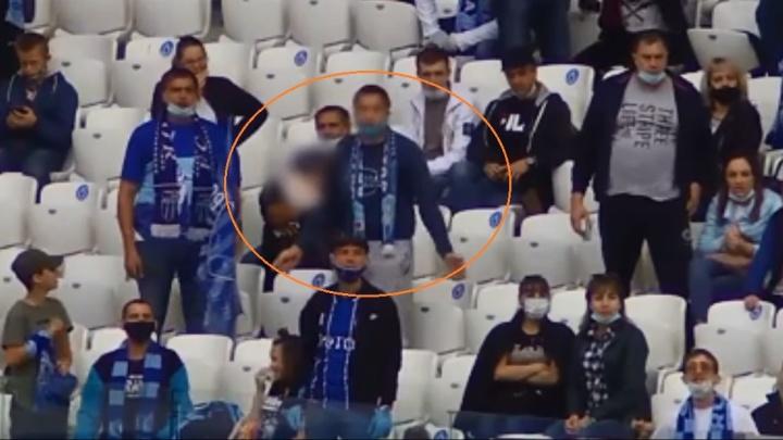 «Просто эмоции были»: разгневанный фанат «Ротора» швырнул бутылку на поле во время матча с «Тамбовом»