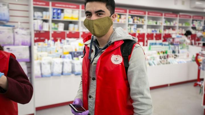 Медик из Таджикистана, который живет в Уфе: «После ночного дежурства иду волонтерить»