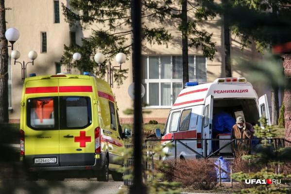Республиканская клиническая больница закрыта на карантин