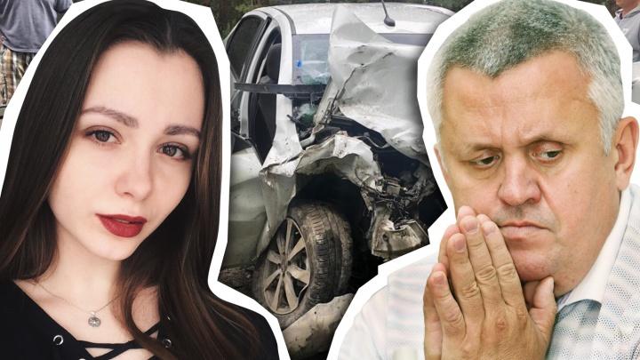 Свидетеля по делу о ДТП бывшего вице-губернатора Андрея Косилова доставят в суд принудительно