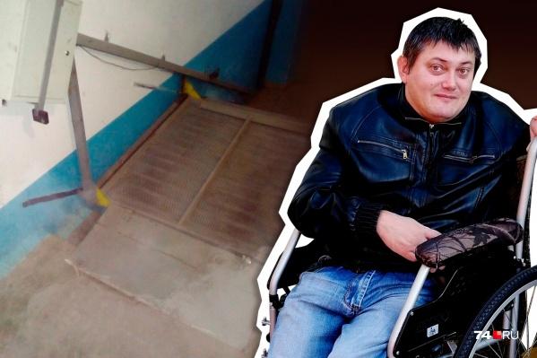 Владимиру Климову не хотят помочь даже соседи