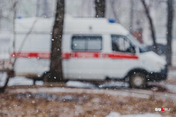 Приехавшая к умирающей женщине бригада скорой отказала ей в госпитализации