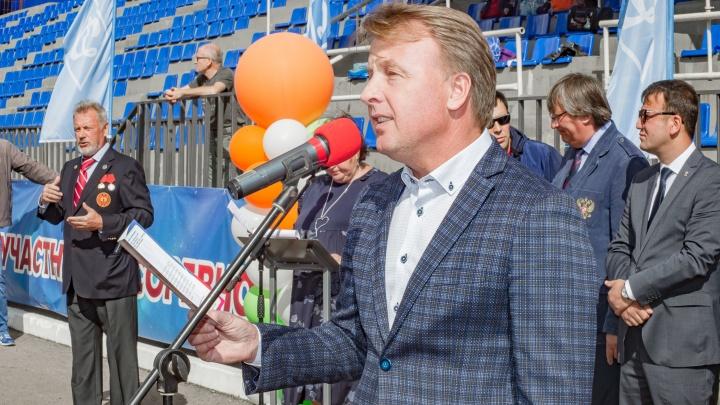 Министр спорта Прикамья уходит с должности