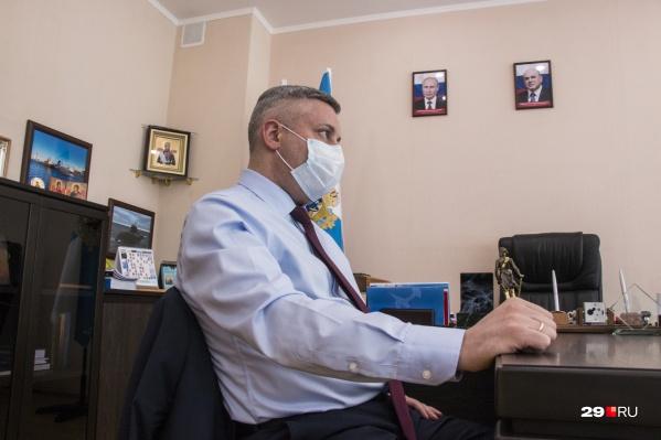 Перспектива закрыть Северодвинск для въезда обсуждается на заседаниях оперштаба, но закроют ли его на самом деле — неизвестно