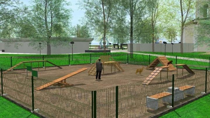 В Ростове благоустроят парк 8 Марта