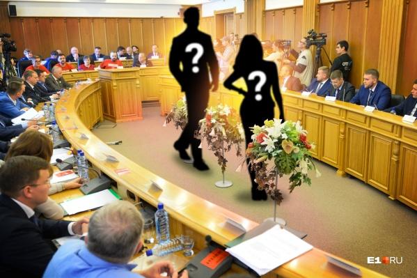 Депутаты гордумы Екатеринбурга ждут двух новичков