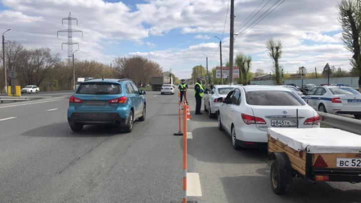 В полиции рассказали, когда введут тотальный контроль за автомобилистами на въездах в Челябинск