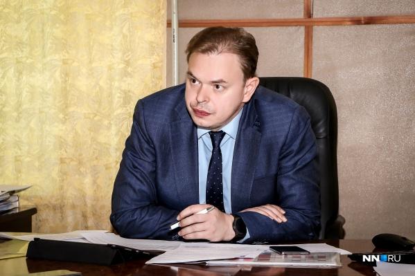 Сергей Злобин пригласил родителей на собрание
