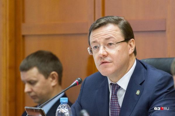 Глава региона подписал документ после совещания с оперштабом