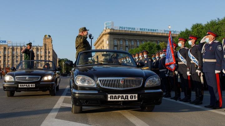 В Волгограде днём устроят фейерверк за 200 тысяч рублей после парада Победы