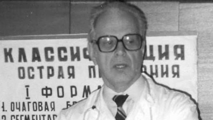 Умер старейший нижегородский педиатр Виктор Сафронов. У него был коронавирус