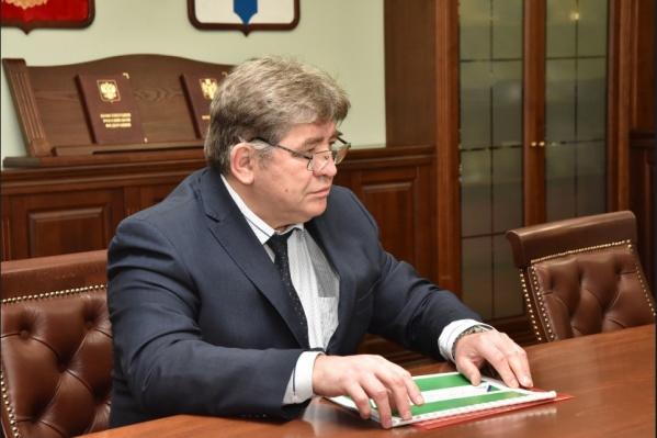 Евгений Шестернин возглавил Бердск еще на пять лет