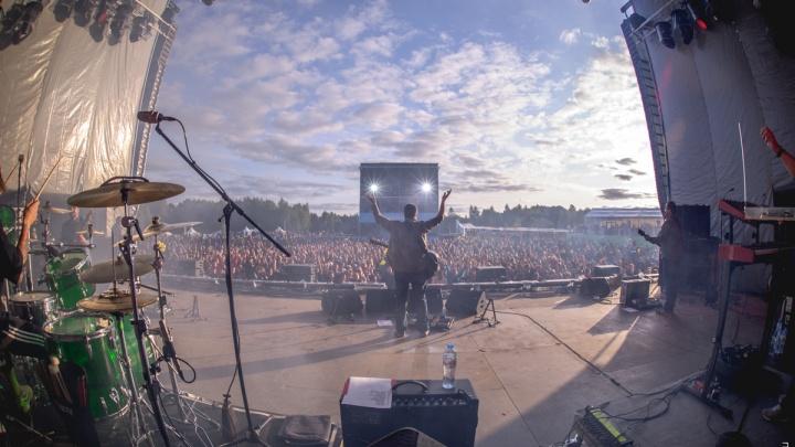 «Сплин», Noize MC и ещё 30 артистов: в Ярославской области пройдёт рок-фестиваль