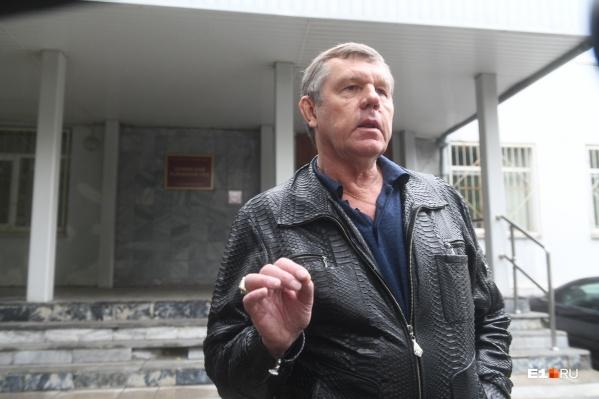 Александр Новиков отсудил миллион рублей за несправедливое уголовное преследование