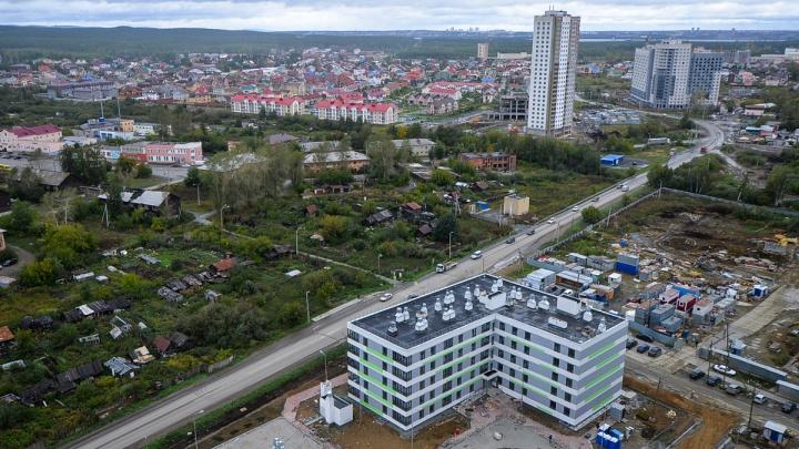 ВИЗ и Юго-Запад в фаворе: какие районы города пользуются самым большим спросом среди покупателей жилья