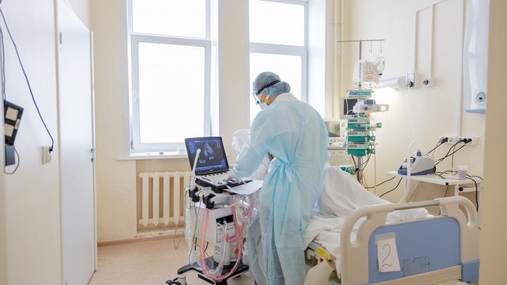 В Самарской области готовятся открыть еще один COVID-госпиталь