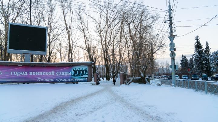 Фигура стрельца и часть крепости: директор Драмтеатра предложил облагородить вход в Петровский парк