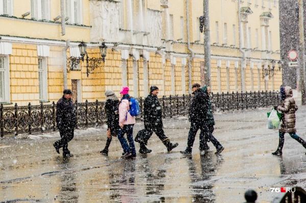 Погода в Ярославле в ближайшие дни заметно ухудшится