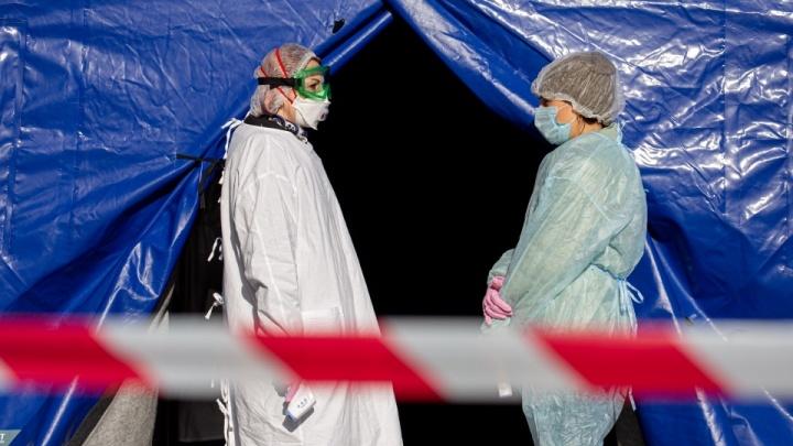И снова рекорд: 126 новых случаев коронавируса на Дону за сутки