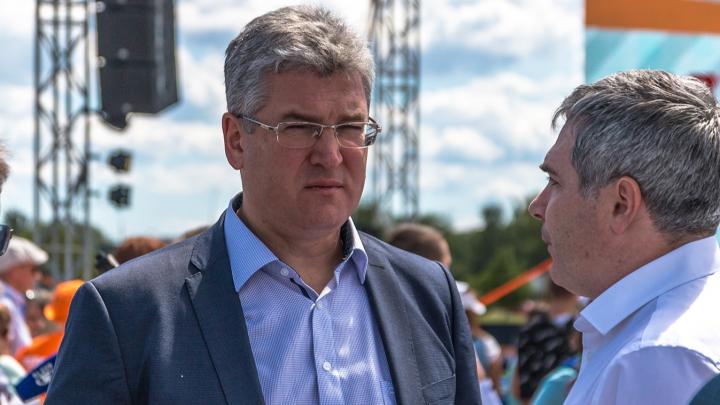 Глава правительства ввел в Самарской области режим ЧС