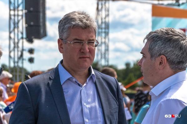 Виктор Кудряшов подписал документ в качестве и.о. губернатора