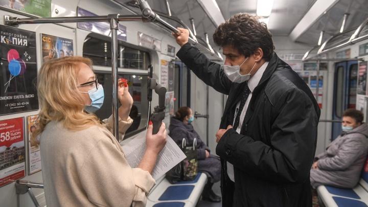 Мэр Екатеринбурга рассказал детали проекта второй ветки метро