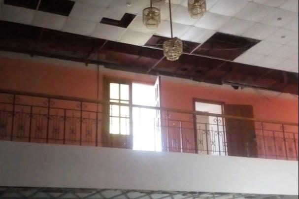 Разрушенный Дом культуры в Башкирии обещали восстановить через три месяца