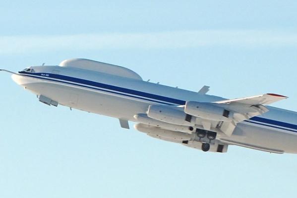 Самолет предназначен для срочной эвакуации первых лиц государства