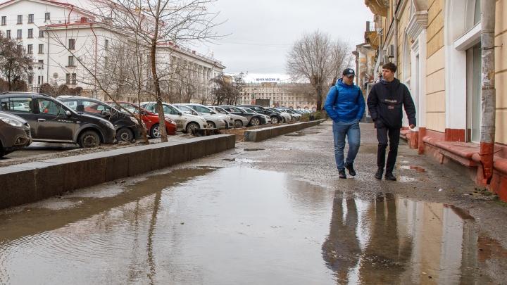 В День защитника Отечества в Волгоградской области прольются дожди