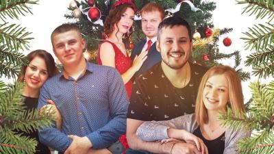 «Не могли отлипнуть друг от друга»: удивительные истории пар, которые встретились в новогоднюю ночь