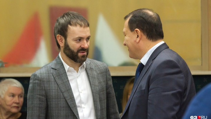 В Самарской области признали банкротом бывшую фирму депутата Серпера