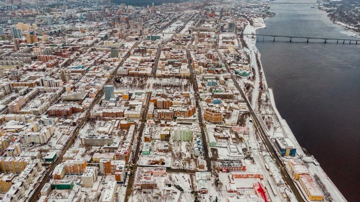 Роспотребнадзор рассказал об итогах проверки воздуха в Перми, проведенной из-за жалоб на неприятный запах