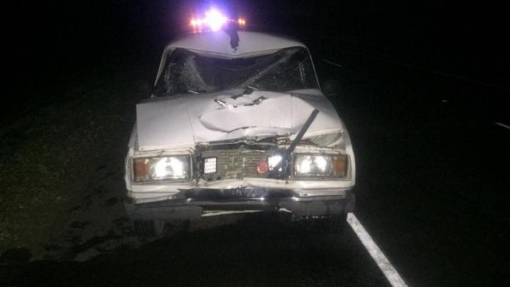 Молодые водители с разницей в два часа задавили насмерть двух пешеходов под Волгоградом