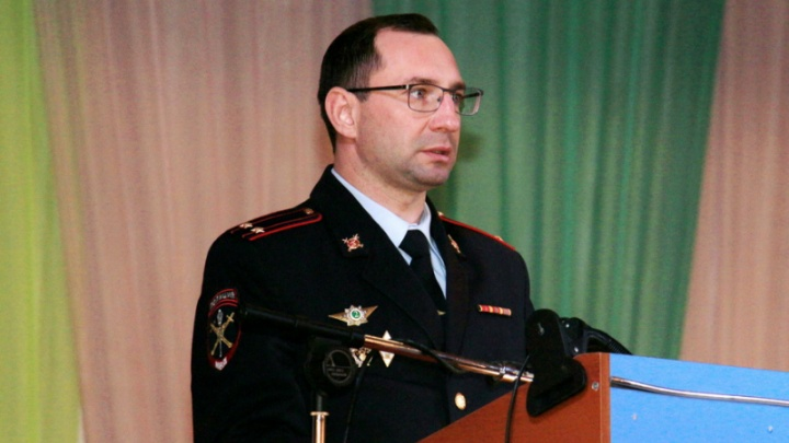 В Зауралье начальника отдела полиции обвинили в махинациях с премиями