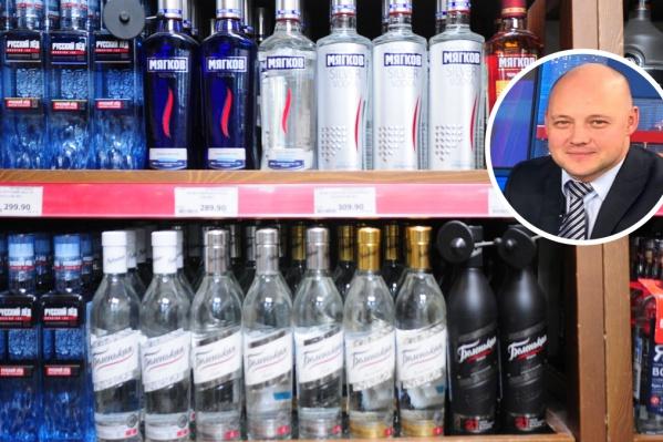 Антон поддерживает идею ограничения продажи алкоголя на период карантина