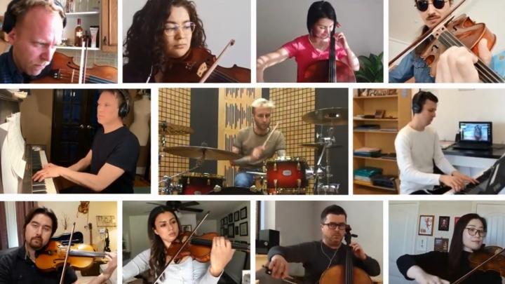 Музыканты из Уфы, живущие в разных странах, записали COVID-Romance