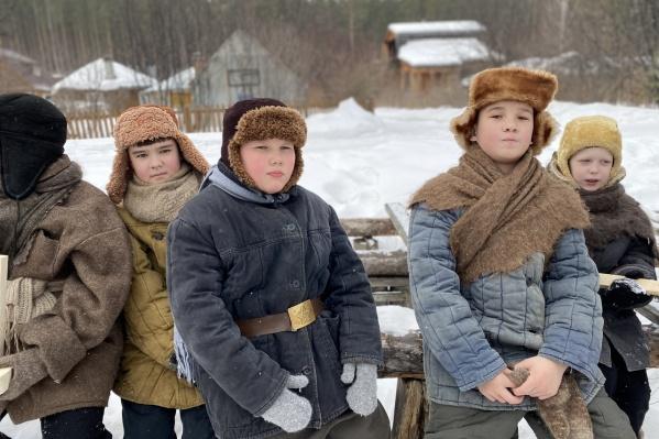 Фильм будет посвящен детям войны