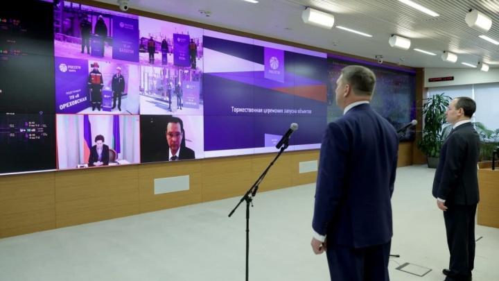 «Россети» запустили новые цифровые подстанции в четырех регионах страны