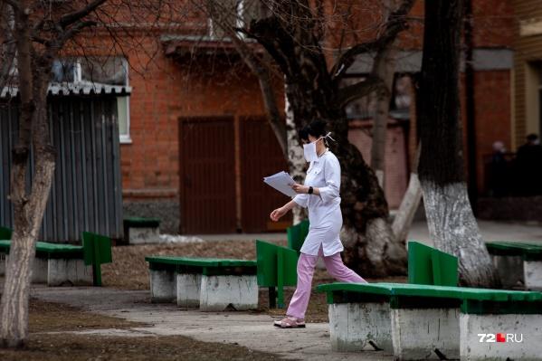 Врачей, контактировавших с больными коронавирусом, размещают в гостиницах «Спасская», «Ремезов» и «Евразия»