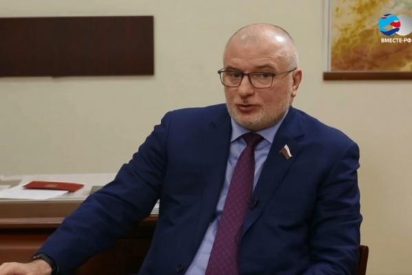 Андрей Клишас долгое время работал на Урале, потом перешел в «Норникель» и занялся политикой