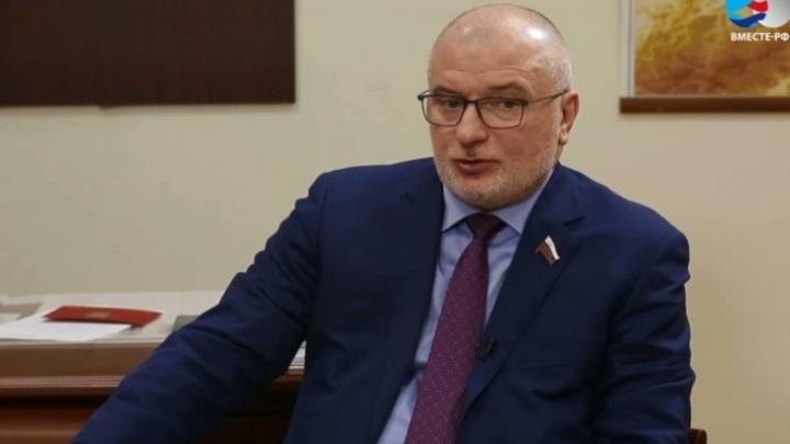 Сенатор от Красноярского края предложил сделать Путина неприкасаемым после президентского срока